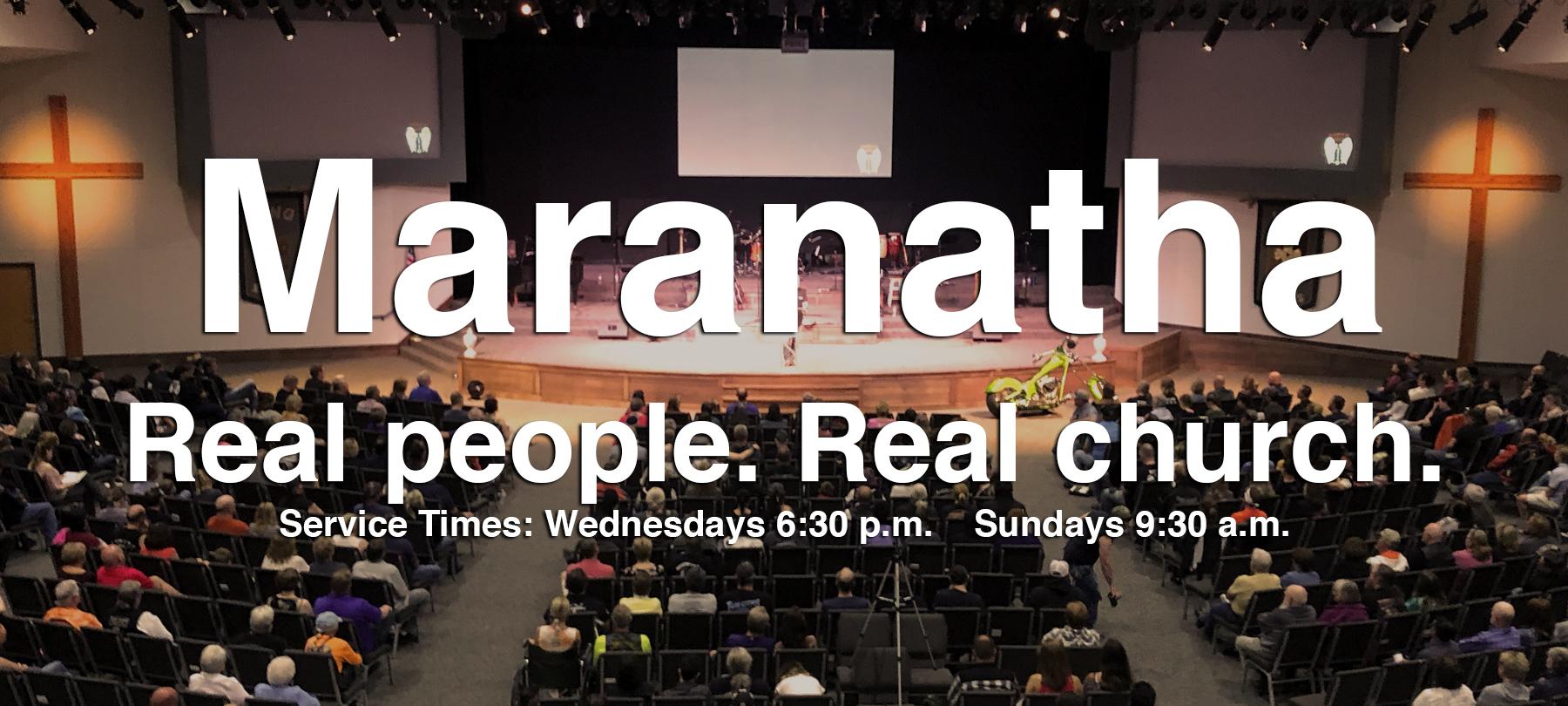 Maranatha Assembly of God